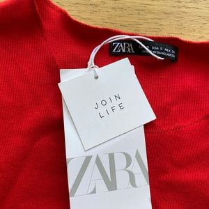 Zara crop tank - NEW NEVER WORN!